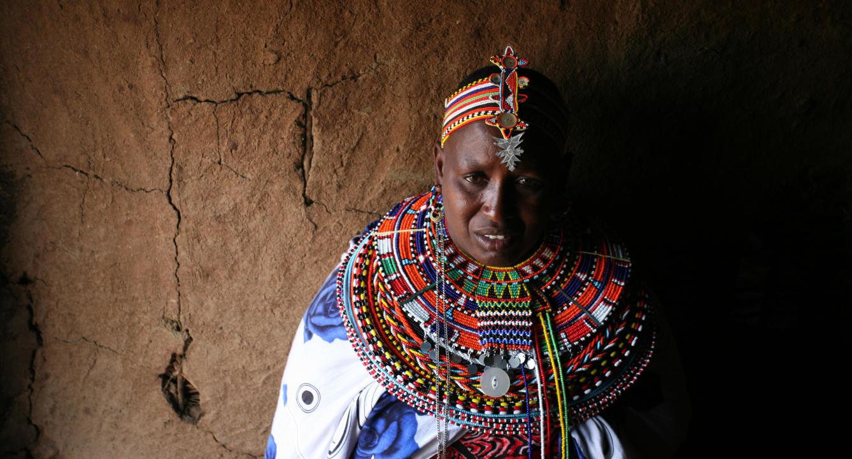 Умоджа: женщины сбежали от мужей и основали собственную деревню