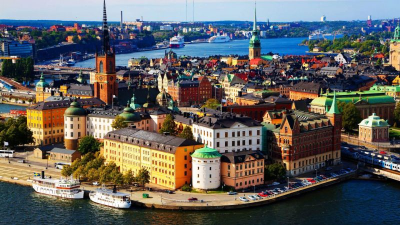Интересные факты о Швеции