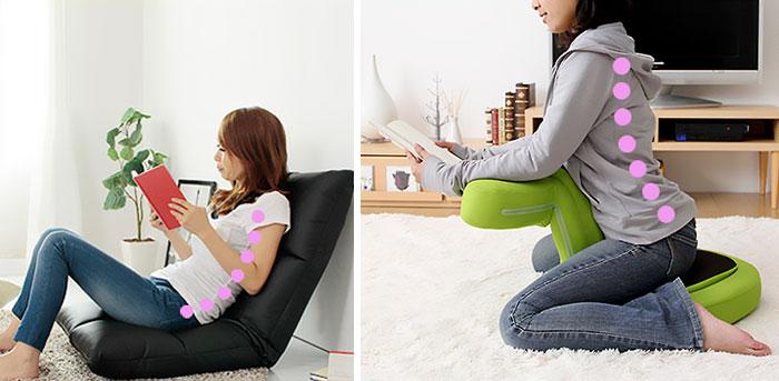 Японцы придумали кресло для геймеров