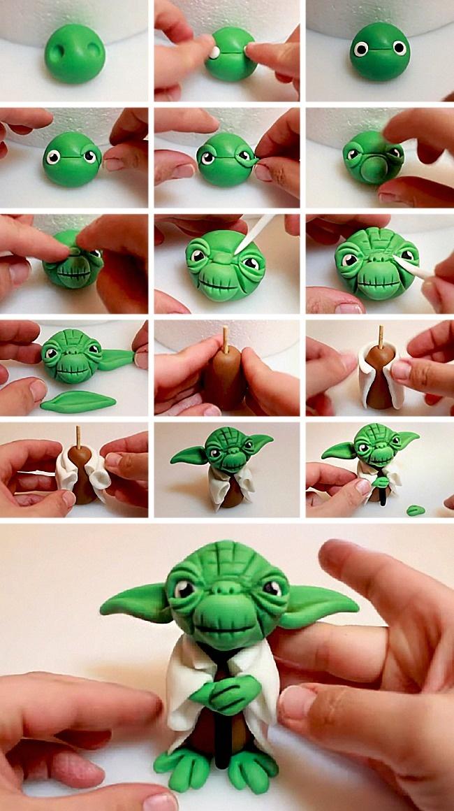 7 руководств по созданию пластилиновых игрушек
