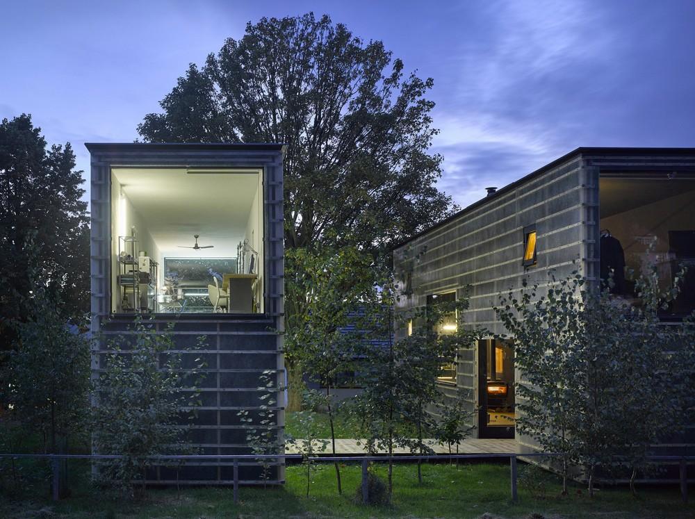Дом ZEN-Houses в Чехии