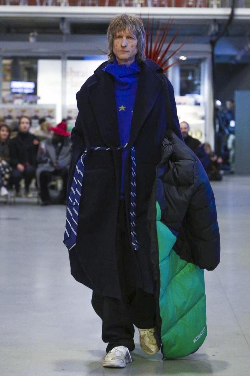 Странные наряды на Неделе высокой моды в Париже