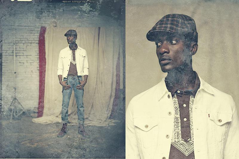 Африканские скинхеды в фотопроекте Lagos Calling