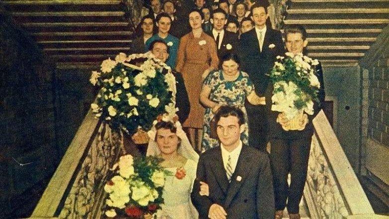 Фотографии из архива популярного в СССР журнала Огонек