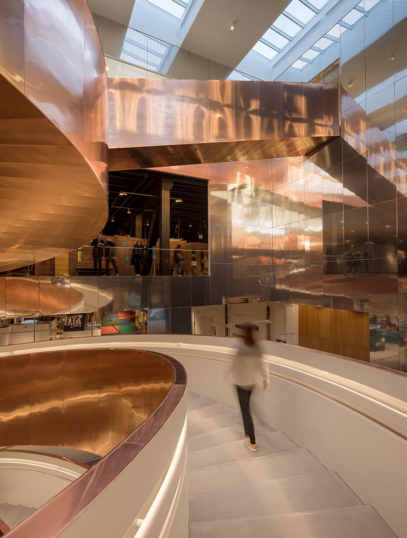 Научный центр в Копенгагене