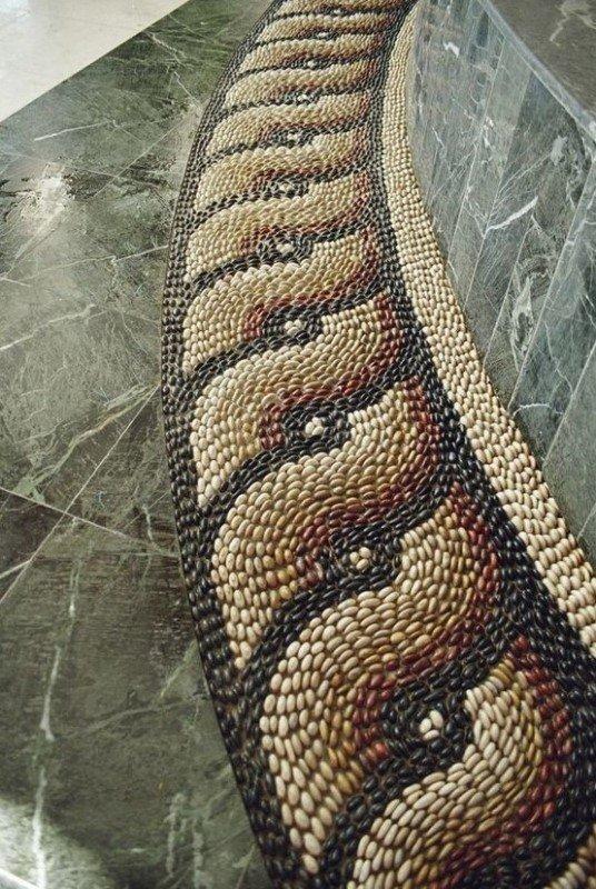 Шикарное каменное творчество