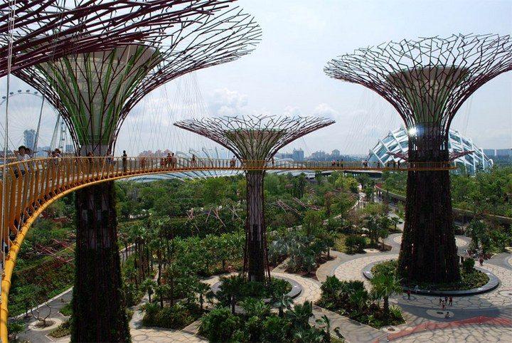 Самые удивительные сады мира