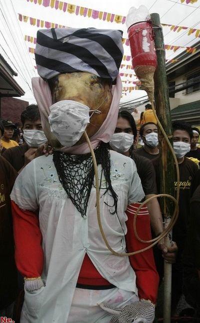 Ежегодный парад жареных поросят