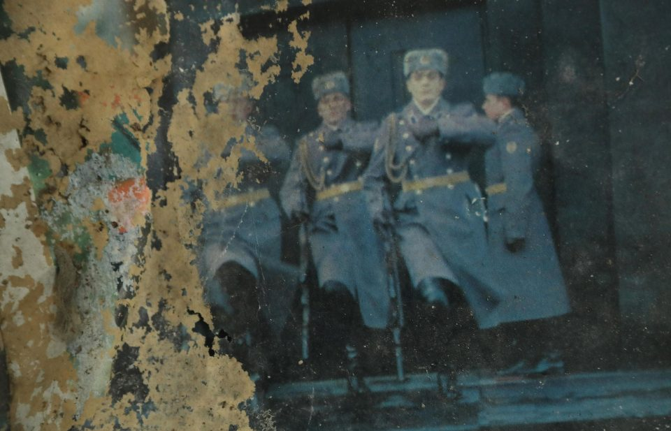 Заброшенная военная советская база в Восточной Германии