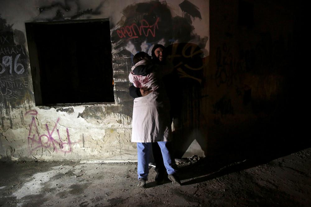 Зомби-апокалипсис в Мадриде