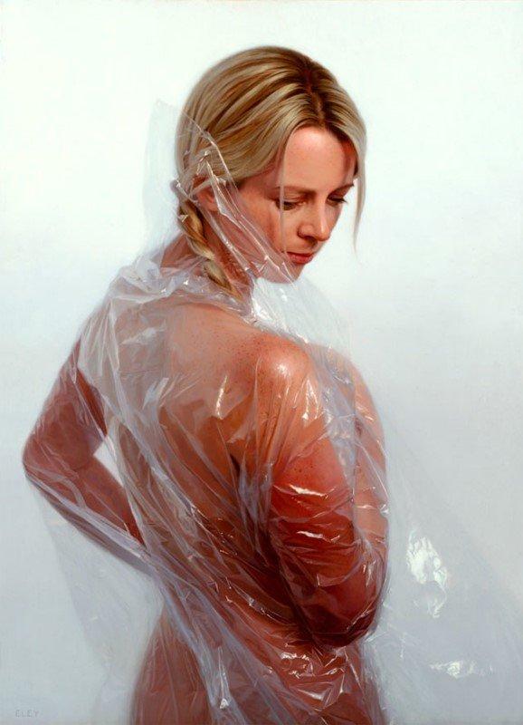 Гиперреалистические картины, которые невозможно отличить от фотографий