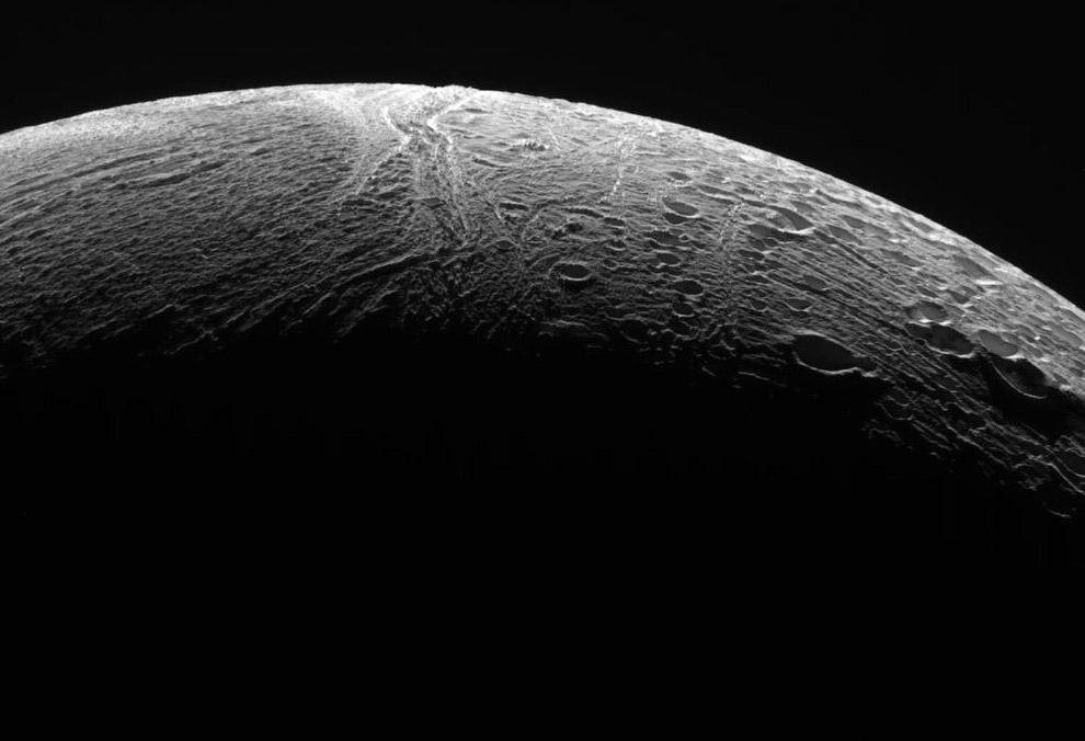 Полет на Сатурн