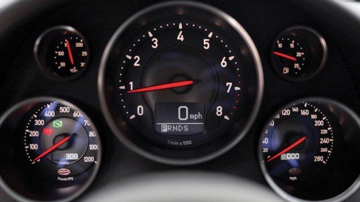 Прощальный экземпляр самого быстрого купе в мире