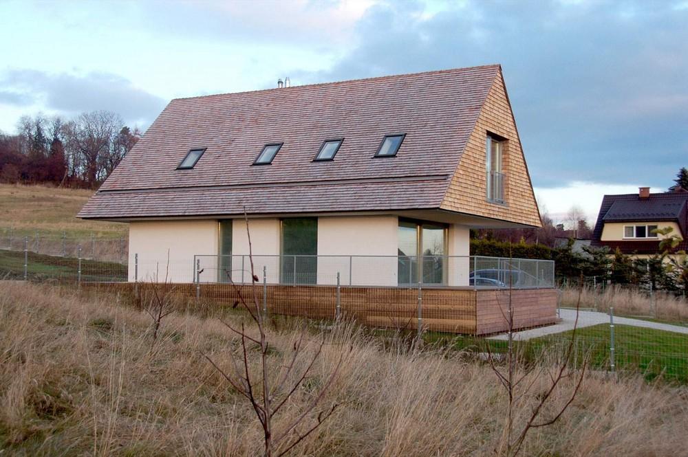 Частный дом в Польше