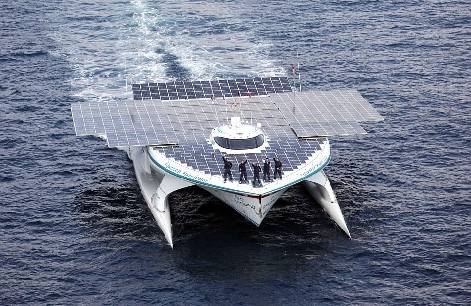 необычные корабли мира фото