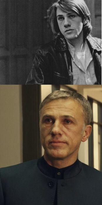 Знаменитые актеры в начале своей карьеры и сейчас