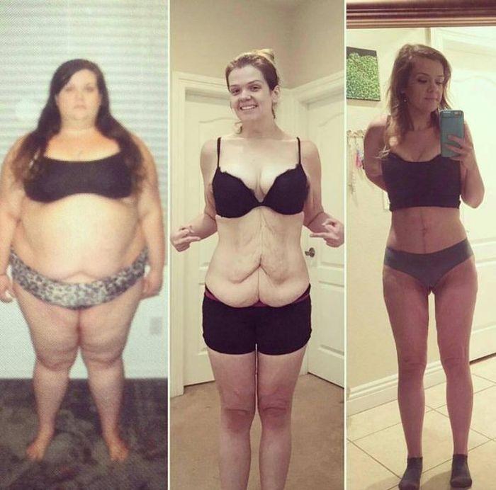 Сбросить большой лишний вес