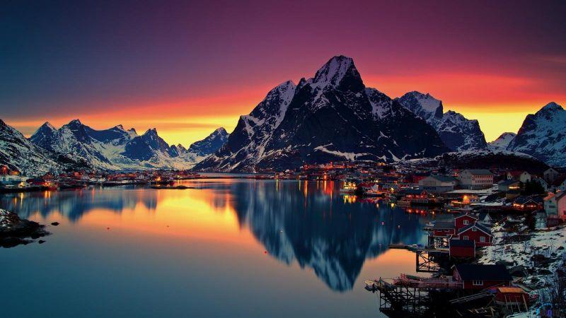 Интересные факты о Норвегии