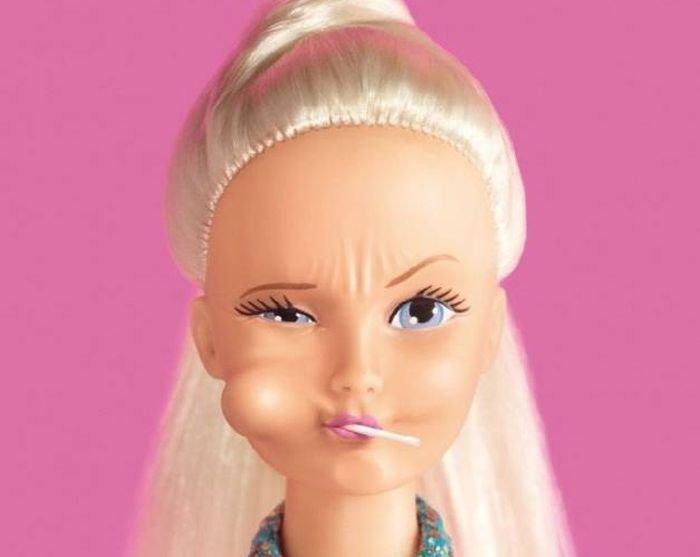 Как менялась кукла Барби в течение 58 лет