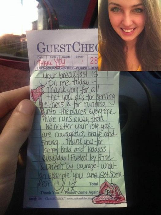 Девушка оплатила кофе посетителям, вот к чему это привело
