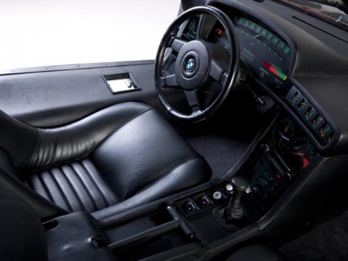 Прародитель всех M - уникальный концепт 1972 BMW Turbo