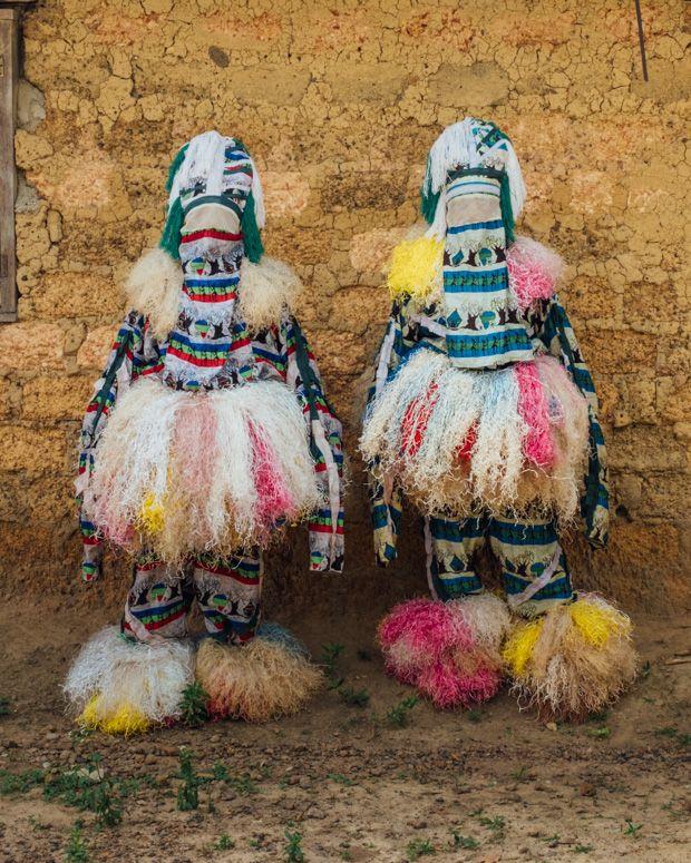 Танцующие дьяволы Либерии