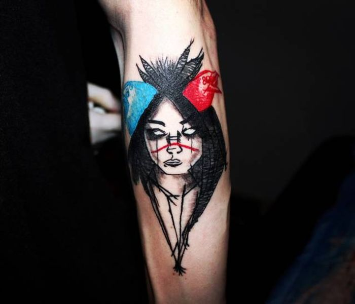 Красивые татуировки