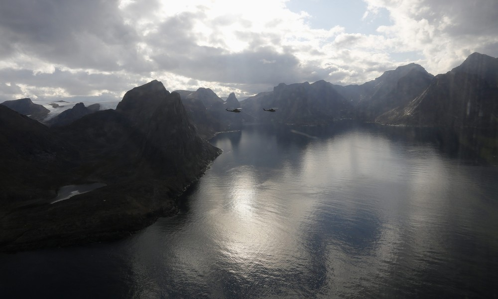 Красота природы на водных пейзажах