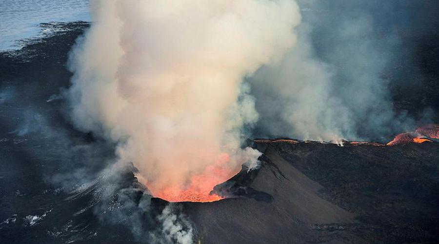 Пробуждение вулканов может уничтожить Исландию