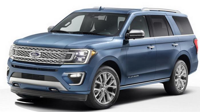 Самый большой и лёгкий внедорожник Ford