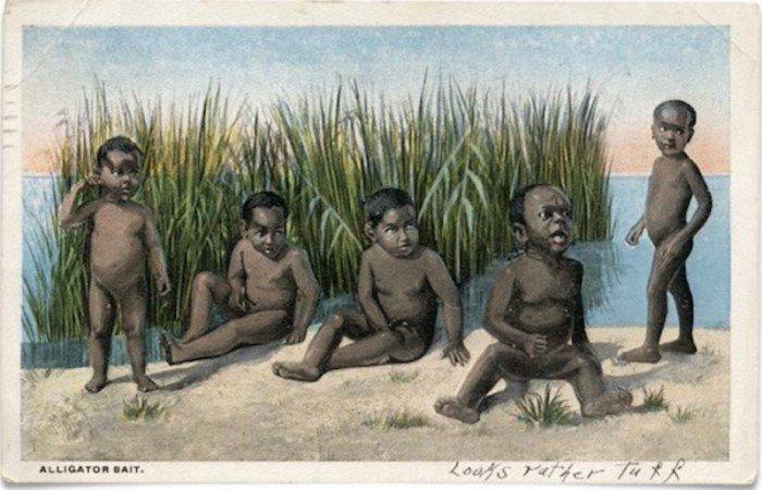 Расизм из прошлого США