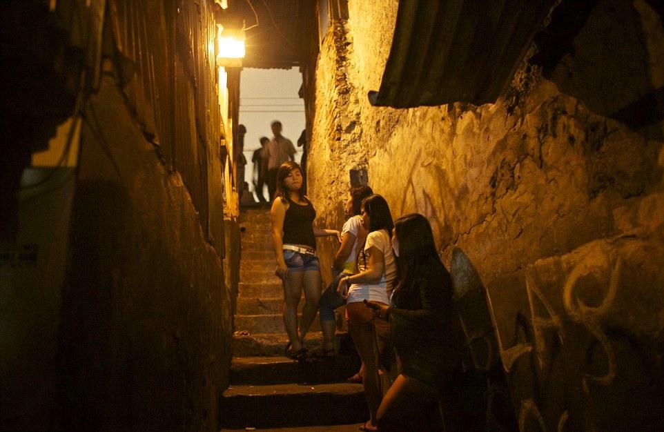 Борьба с проституцией в Индонезии