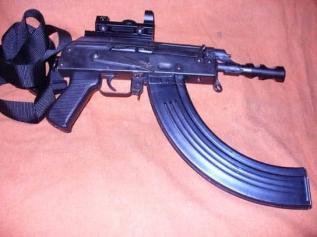Необычное и редкое огнестрельное оружие