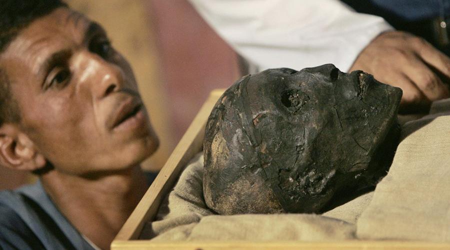 Проклятие мумии