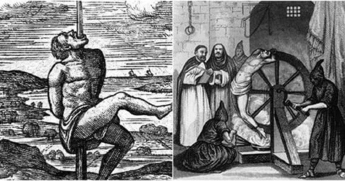 Самые дикие смерти Средневековья