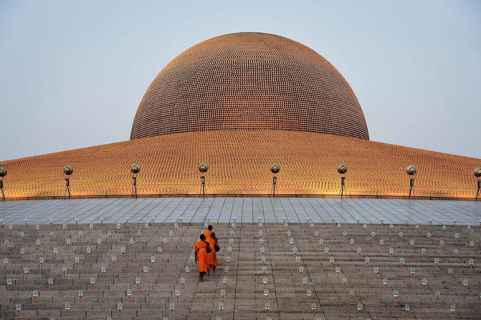 Космический храм Таиланда - Ват Пхра Дхаммакая