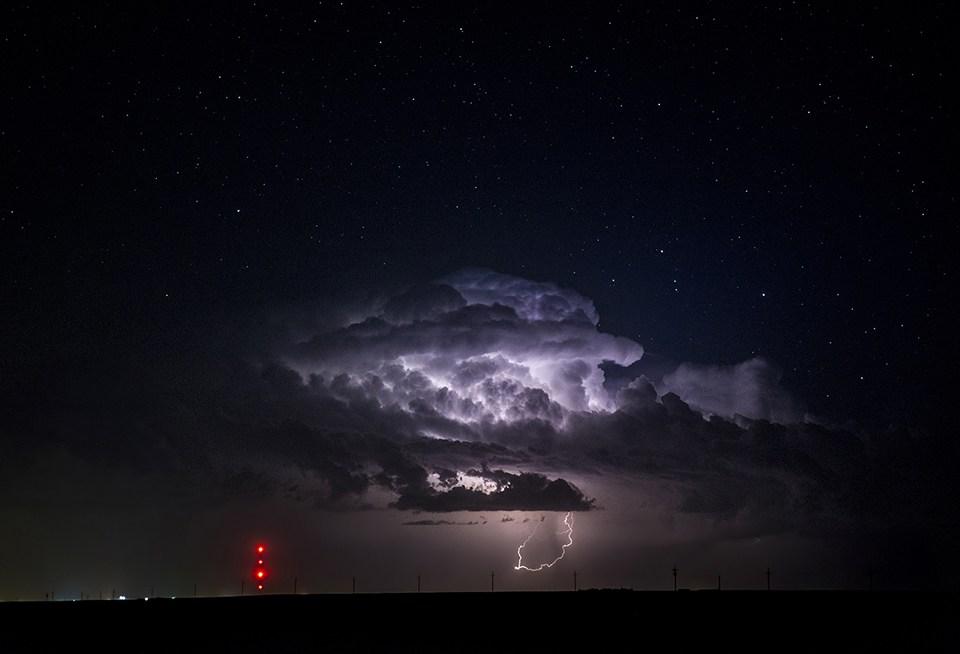 Бури и ураганы от Райана Вунша