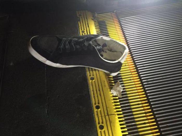 Чем опасны эскалаторы