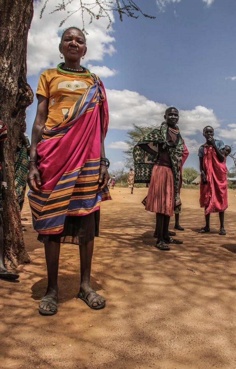 Кочевое племя, члены которого ходят по 10 часов в день, чтобы найти воду