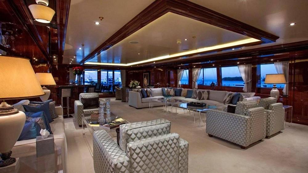 Красивые яхты