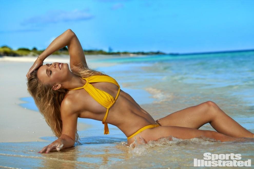 Знаменитые спортсменки в купальниках для журнала Sports Illustrated
