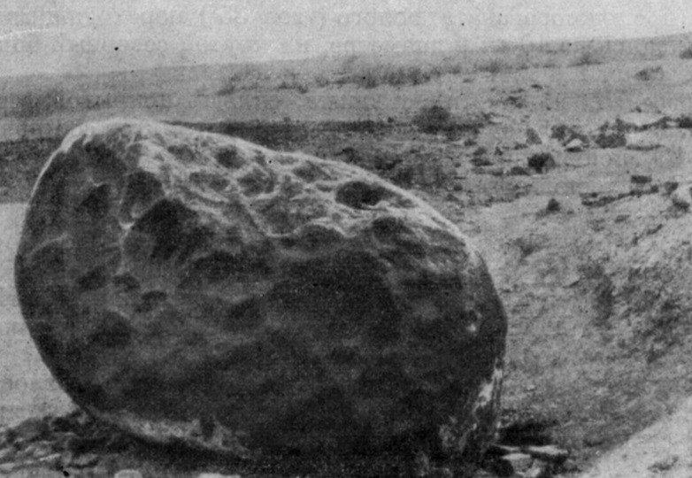 10 крупнейших метеоритов, обнаруженных на Земле