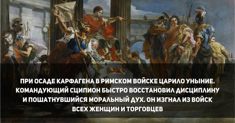 Поразительные исторические факты