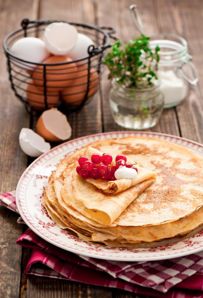 Рецепты блинов на Масленицу, от которых вся семья будет в восторге
