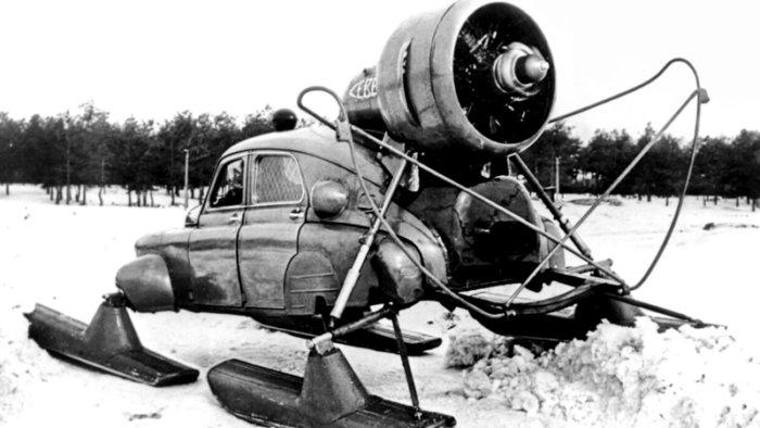 Советская техника в фотографиях
