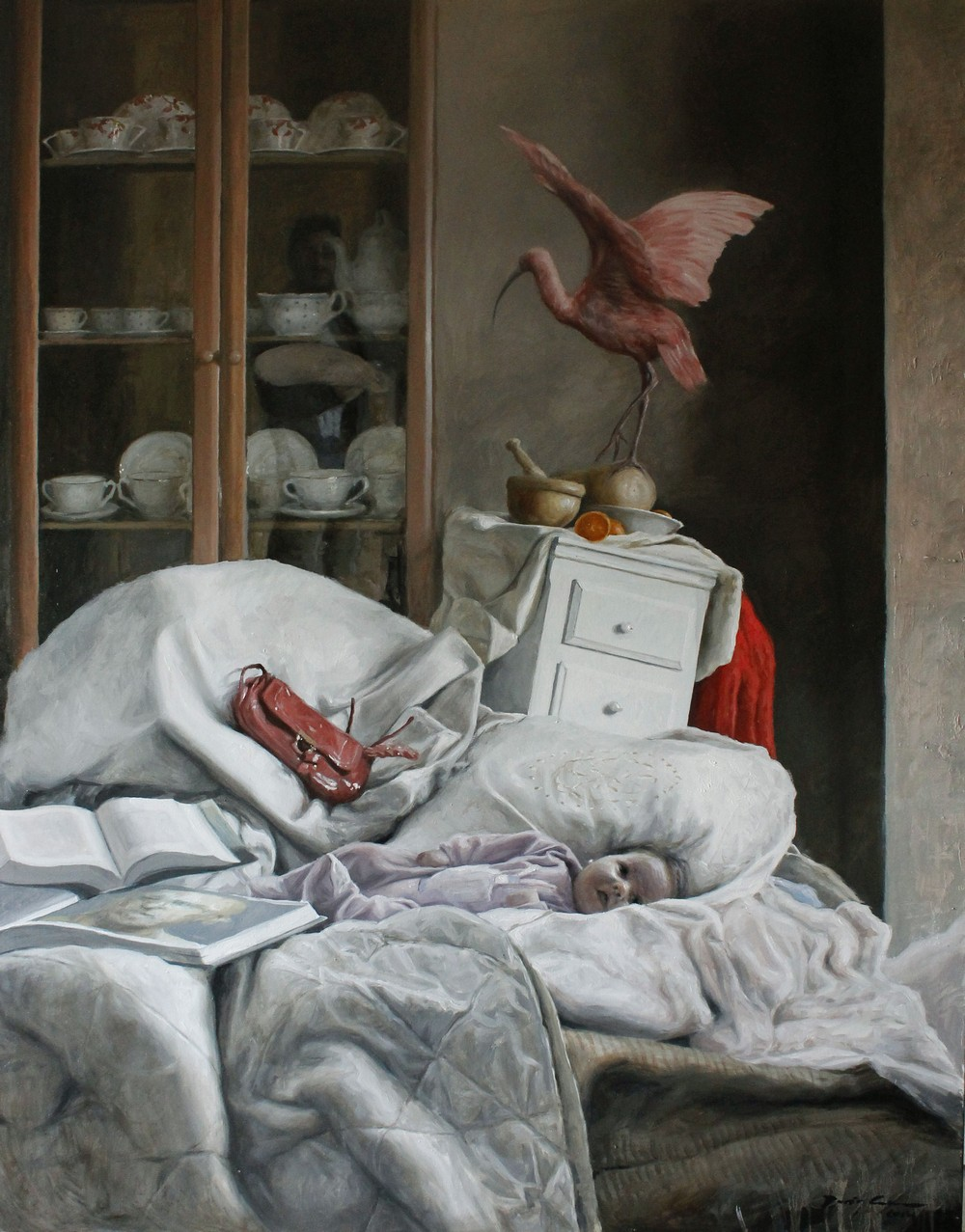 Неоднозначные работы Бориса Корреа