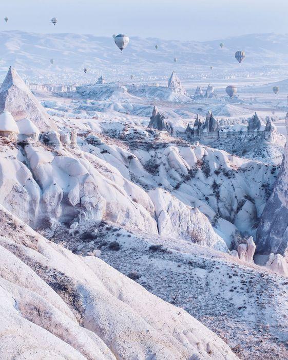 Красоты Каппадокии