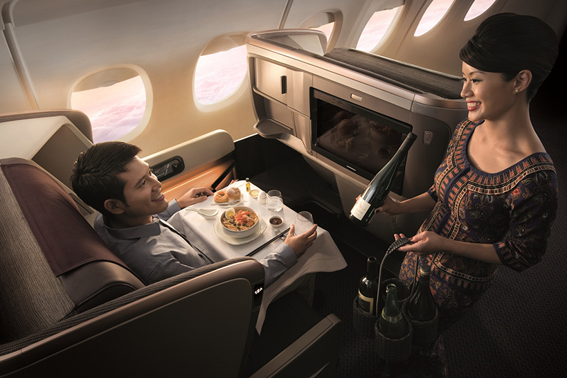 Пятизвездочный борт: пять авиакомпаний с лучшим бизнес-классом