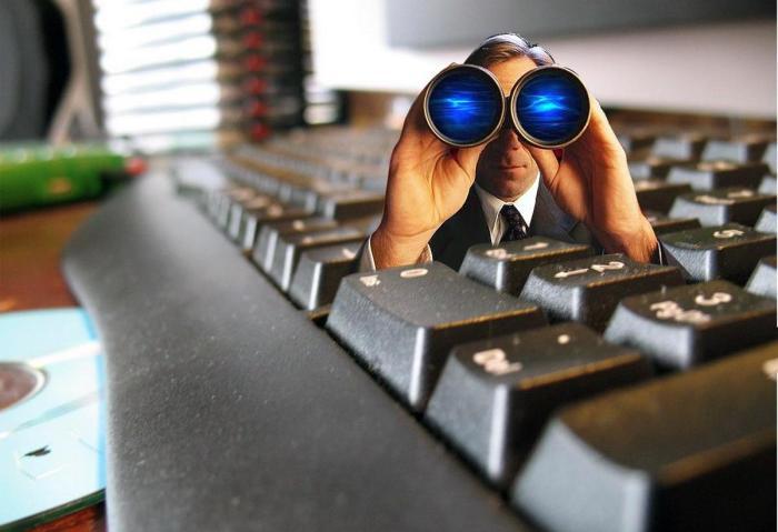 7 способов, при помощи которых за современным человеком ведётся слежка