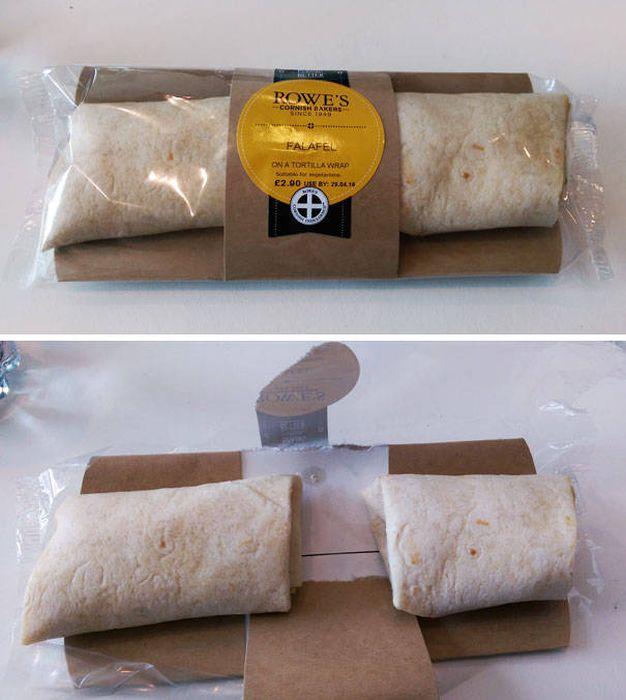 Упаковка: ожидание и реальность